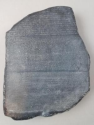 1965 ALVA Rosetta Stone Highly Detailed Must Have Piece for Serious Collectors