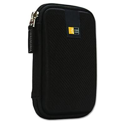 "Case Logic Ehdc-101 Hard Shell Case For 2.5"" Portable Hard Drive Compact Durable"