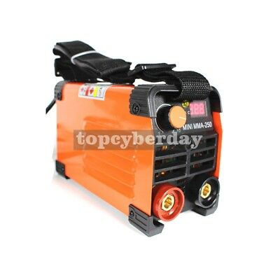 Handheld Mini Electric Welder 220V MMA-250 Inverter ARC Welding Machine Tool