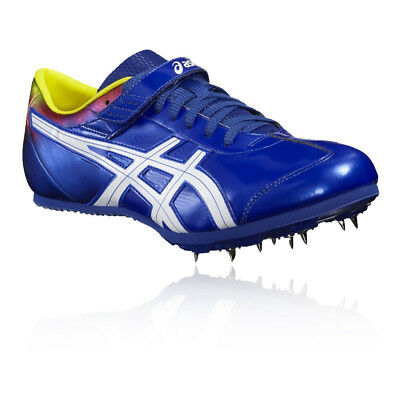 Asics Long Jump Pro Rio Unisex Blue Running Shoes Athletic Spikes Trainers