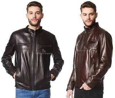 Sam Claflin Men Real Italian leather Jacket Ultra-Stylish Biker Motorcycle Style