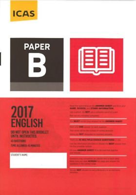 ICAS past papers year 3,4,5,6,7 & 8 : Math, English & Science