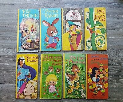 Rare Retro Vintage Childrens Book Lot - Modern Promotions 1960s/70s