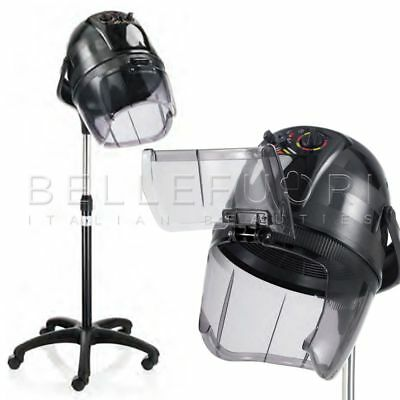Casco Record Hair Dryer 1200W Nero Asciugacapelli Parrucchiere Professionale