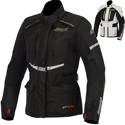 Alpinestars Stella Andes Drystar Womens Adventure Touring Motorcycle Jackets