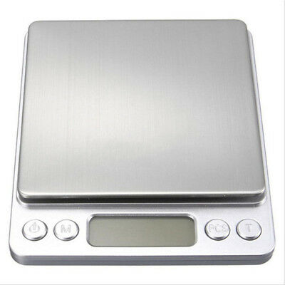 3000g X 0.1g Digital Pocket Scale Jewelry Weight Electronic Balance Gram Gadge