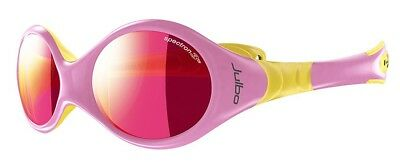 Julbo Looping 2 1118C Kinder Sonnenbrille 1-2 Jahre Rosa Gelb Spectron 3 CF a255317a3a9d