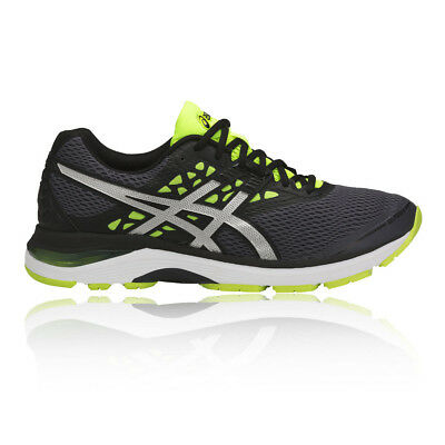 Asics Mens GEL-PULSE 9 Running Shoes Trainers Sneakers Black Grey Sports
