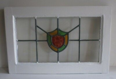 Leaded light stained lass