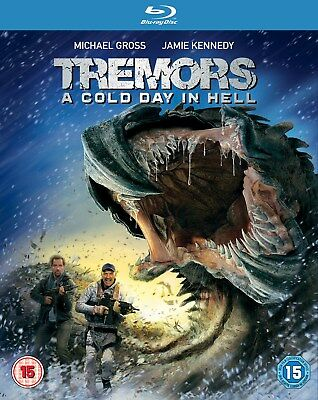 Tremors - A Cold Day in Hell [Blu-ray]