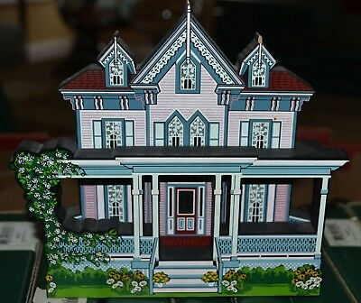 Shelia's Collectibles - SPRINGSDALE BOARDING HOUSE - Cape May, NJ - Shelf Sitter