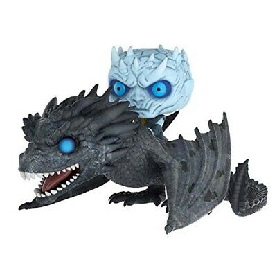 POP Rides: Game of Thrones - Night King Icy Viserion Vinyl Collectible Action