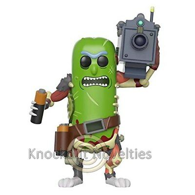 POP Anime: Rick Morty- Pickle Rick with Laser Vinyl Collectible Action Figure