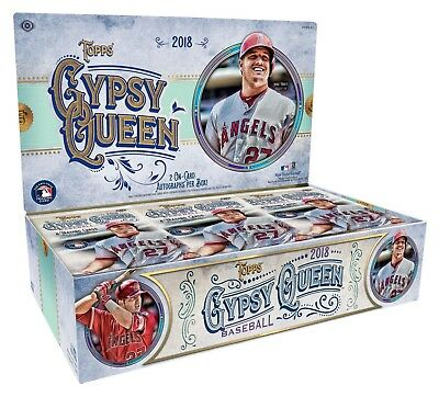 2018 Topps Gypsy Queen Baseball Complete Your Set Pick 25 Cards From List