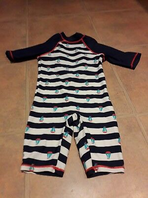 Baby toddler boy's swimsuit, Summer, Mothercare, swimming, age 18-24 months