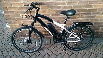 c8b08eaa44e CYCLOTRICITY STEALTH LIMITED edition electric bike - 32km/h ...