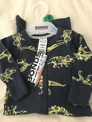 Bonds Dino zippy Wondersuit size 3-6M 000 New