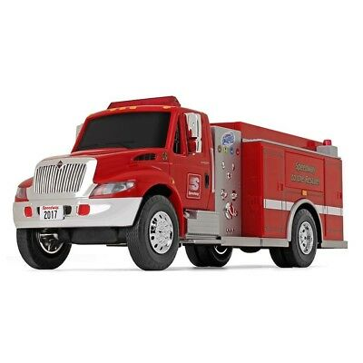 Nib First Gear Speedway International Durastar Fire Engine Truck 1:24 Scale