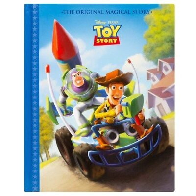 Kids Disney Story Books The Lion King, Toy Story, Finding Nemo Cars Picture Book
