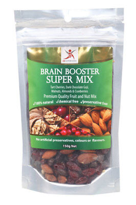 Brain Booster Super Mix 150g - Dr Superfoods