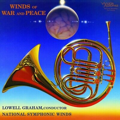 WILSON | Lowell Graham - Winds Of War And Peace SACD