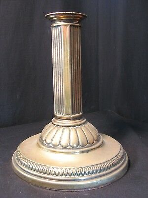 QUALITY ORIGINAL COLUMN BASE  for an OIL LAMP