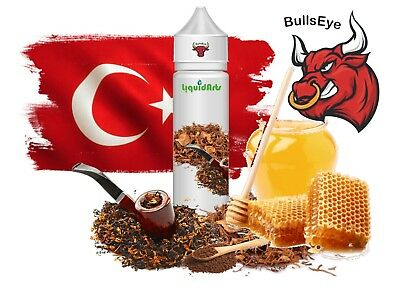 E-Liquid Turkish Honey Honig Tabak Set Shortfill Nikotin 60ml, 120ml, 240ml