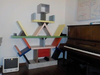 Carlton Memphis Sottsass like new (special offer for Salone del Mobile Milano)