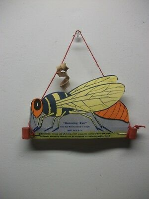 Vintage  Barenjager Bourbon  Advertising Sign - A Honey Bee  Of A Liqueur