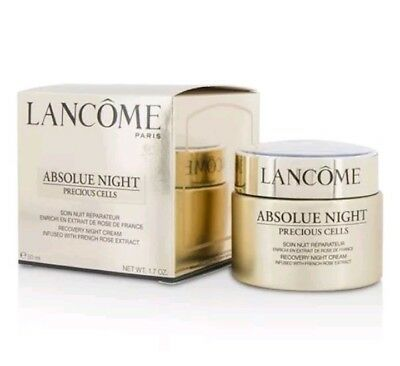 Lancome Absolue Nuit Precious Cells Recovery Absolue Night Cream 50ml for women