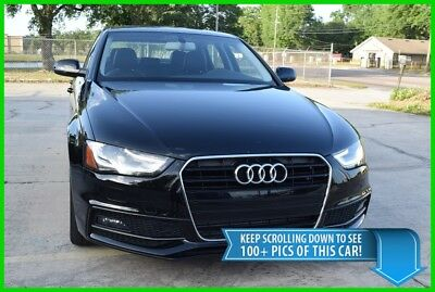 Audi A4 2.0T PREMIUM - S-LINE PKG - 27K MILES - BEST DEAL ON EBAY A6 acura ilx tl tlx tsx bmw 328i 428i cadillac ats cts mercedes benz c300 c250