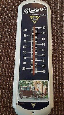 Packard Motor Car Co Thermometer
