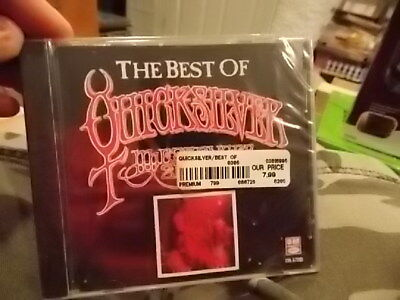 The Best of Quicksilver Messenger Service CD SEALED