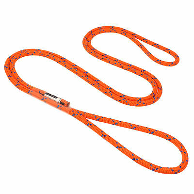 48in 8mm Double Braid Bound Loop Cord Purcell Prusik 20kN for Climbing Arborist
