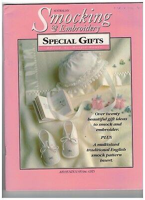 Australian Smocking & Embroidery: Special Gifts (Copy #2)