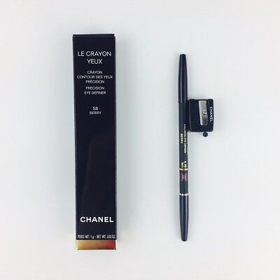 Chanel Le Crayon Yeux Precision Eye Definer 58 Berry 1g