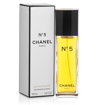 Chanel No 5 Eau De Toilette EDT for women Perfume decant sample (3 spray sizes)