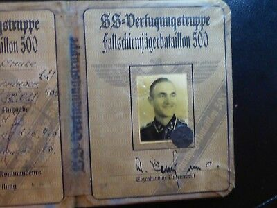 Ww2 German Book With All Stamps ! 1940-Super Rare Find!!