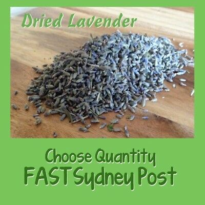 Dried Lavender Buds for Soap Candles Bath Salts & Craft - SYDNEY Post