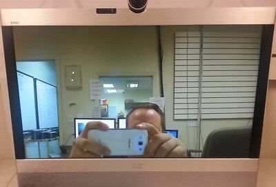 """Cisco CTS-EX60-K9 21.5"""" TelePresence Video Conference Screen Cam Monitor"""