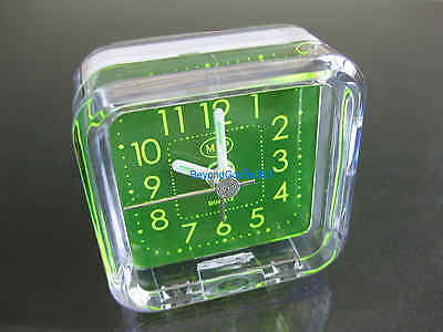 Brand New SY03-RC Portable 1xAA Battery Cells Quartz Alarm Clock Home Travelling