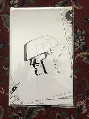 Transformers IDW Infiltration #1 New Dimension Sketch Cover #74 Of 100