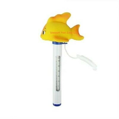 SWIMMING POOL /SPA GOLD FISH  FLOATING THERMOMETER   Part  # BD0339  NEW