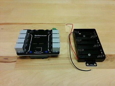 OPENELECTRONS ARDUINO NX Shield – LEGO Mindstorms NXT – EV3 + ...
