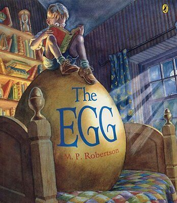 The Egg New Paperback Book MP Robertson