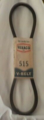 Vintage NOS Texaco V-Belt 515  The Quality Line