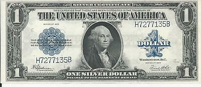 1923 $1 Silver Certificate a Gem Uncirculated Beauty. Flawless. Bold Color