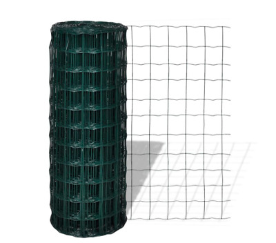 Fence Mesh Puppies Farm Protect Cover Green Wire Black PVC Steel Wire Kangaroo