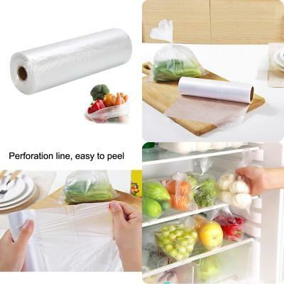 Clear Plastic Produce Bag On Roll 12X20 350 Bags Kitchen Food Storage Bags Roll  sc 1 st  PicClick & CLEAR PLASTIC Produce Bag On Roll 12X20 350 Bags Kitchen Food ...