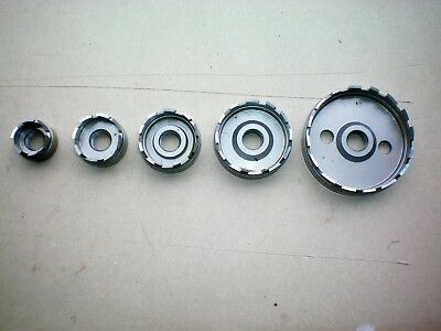 5 Hougen 14005 Electrician's & Fabricator's Holcutter Bits